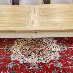 Anna's Mostly Mahogany Consignment - Pine Farm Table