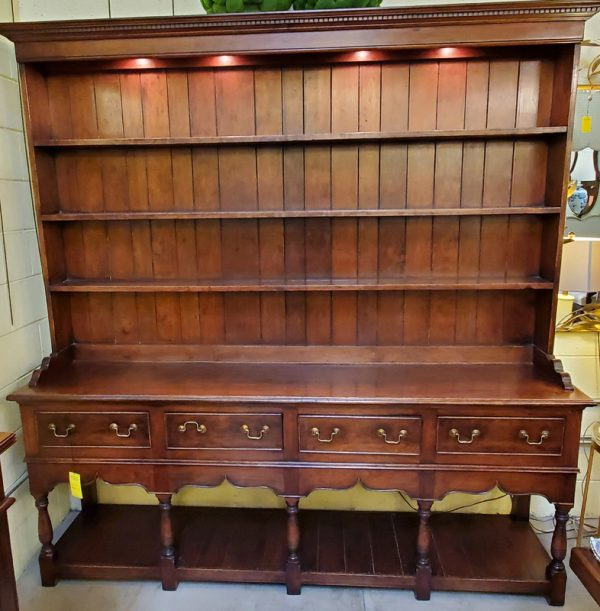Anna's Mostly Mahogany Consignment - Welsh Cupboard