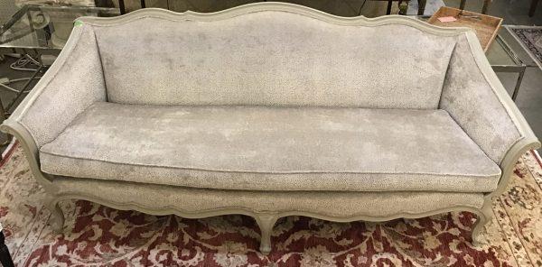 Anna's Mostly Mahogany Consignment - Camelback Sofa