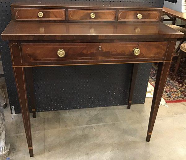 Anna's Mostly Mahogany Consignment - Mahogany Desk