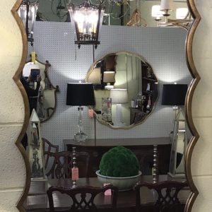 Anna's Mostly Mahogany Consignment - Bronzed Mirror