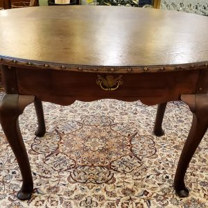 Anna's Mostly Mahogany Consignment - R.L Library Table