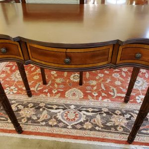 Anna's Mostly Mahogany Consignment - Mahogany Console Table