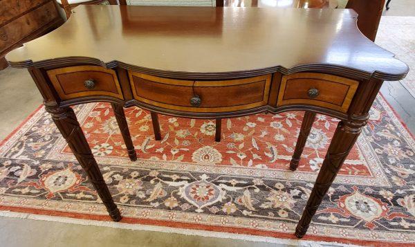 Anna's Mostly Mahogany Consignment - Mahogany Console Table