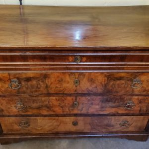 Anna's Mostly Mahogany Consignment - Antique French Chest