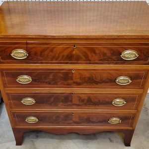 Anna's Mostly Mahogany Consignment - Federal Chest of drawers