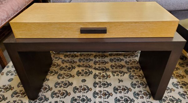 Anna's Mostly Mahogany Consignment - Pr Moderne Nightstands