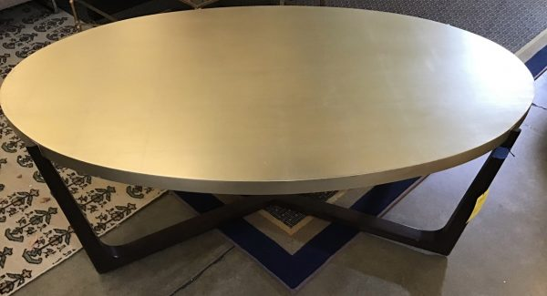 Anna's Mostly Mahogany Consignment - Silverleaf Coffee Table
