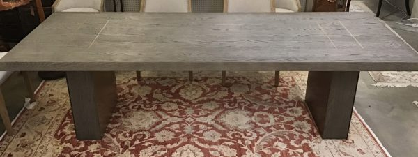 Anna's Mostly Mahogany Consignment - R.H Dining Table